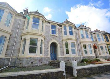 Thumbnail 3 bedroom flat to rent in Gordon Terrace, Plymouth, Devon
