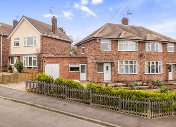 Thumbnail 3 bed semi-detached house for sale in Spinney Rise, Toton, Nottingham