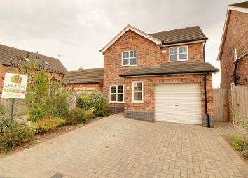 Thumbnail 3 bed detached house for sale in Appleleaf Lane, Barton-Upon-Humber