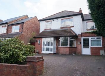 Thumbnail 4 bedroom detached house for sale in Penns Lane, Wylde Green, Sutton Coldfield