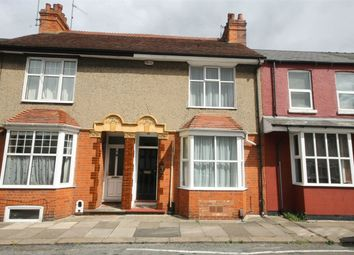 Thumbnail 3 bed terraced house for sale in Sandringham Road, Abington, Northampton