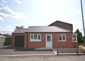 Thumbnail 2 bed bungalow for sale in Norris Hill, Moira, Swadlincote, Derbyshire