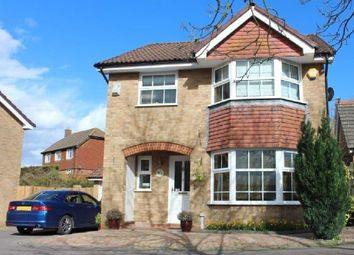 Thumbnail 4 bed detached house for sale in Octavian Close, Basingstoke