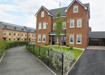 Thumbnail 3 bed town house for sale in Lescar Road, Catcliffe, Rotherham