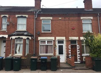 Thumbnail 2 bedroom terraced house to rent in St George`S Road, Stoke