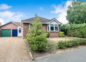 Thumbnail 2 bed detached bungalow for sale in Lower Harlings, Shotley Gate, Ipswich