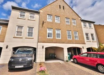 Thumbnail 4 bed terraced house to rent in Wraysbury Gardens, Staines, Middlesex