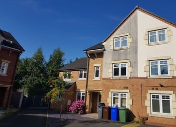 Thumbnail 4 bed terraced house for sale in Cedarwood Close, Manchester