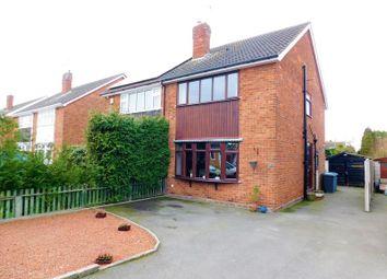 Thumbnail 3 bed semi-detached house for sale in Marsh Lane, Penkridge, Stafford
