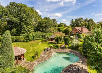Thumbnail 4 bed detached house for sale in Horsham Road, Grafham, Guildford, Surrey