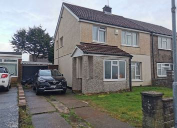 3 bed semi-detached house for sale in Cemaes Crescent, Rumney, Cardiff CF3