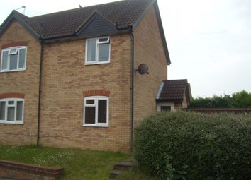 Thumbnail 1 bed property to rent in Lambourne Close, Bury St. Edmunds