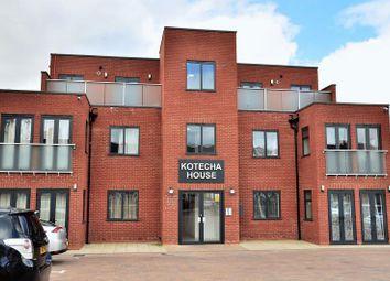 Thumbnail 2 bed flat to rent in 2 Bedrooms Flat Kotecha House, Pinner Road, Harrow