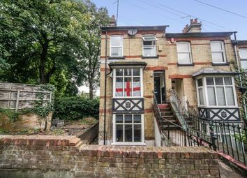 Thumbnail 3 bed end terrace house for sale in Gladstone Avenue, Luton, Bedfordshire, England