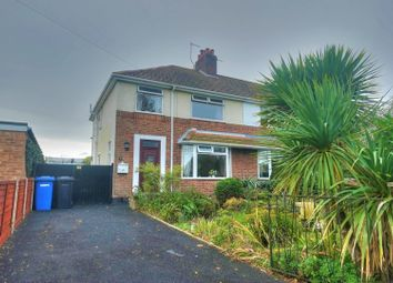 Thumbnail 3 bed semi-detached house for sale in Somerleyton Road, Lowestoft