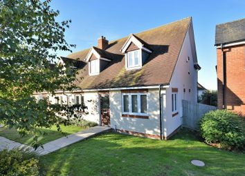 Thumbnail 4 bed semi-detached house for sale in Dadbrook, Cuddington, Aylesbury