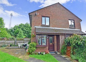 Thumbnail 1 bedroom end terrace house for sale in Drum Mead, Petersfield, Hampshire