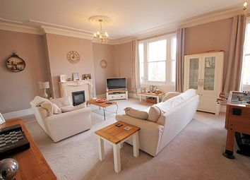 Thumbnail 3 bed flat to rent in Fosse Road Central, West End, Leicester