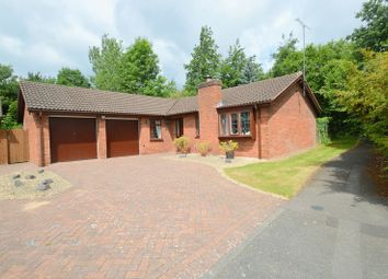 Thumbnail 3 bed detached bungalow for sale in Fairford Close, Beoley, Redditch