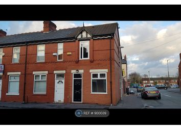 Thumbnail 2 bed terraced house to rent in Valencia Road, Salford