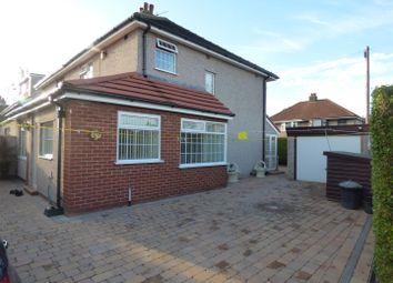 Thumbnail 3 bedroom semi-detached house for sale in Noel Road, Lancaster