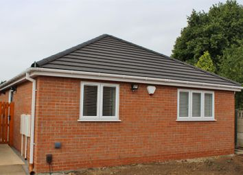 Thumbnail 2 bed detached bungalow for sale in Haddon Street, Sutton-In-Ashfield