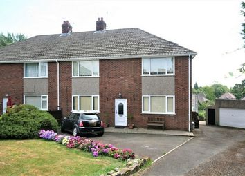 Thumbnail 2 bed flat for sale in Byng Morris Close, Sketty, Swansea