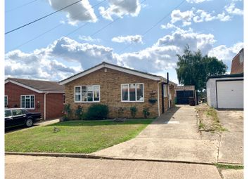 Thumbnail 3 bed detached bungalow for sale in Queensway, Allhallows, Rochester