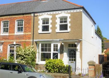Thumbnail 3 bed end terrace house to rent in Sully Terrace, Penarth