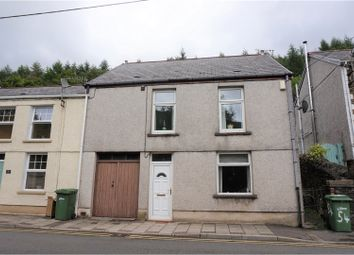 Thumbnail 4 bed terraced house for sale in New Road, Bargoed