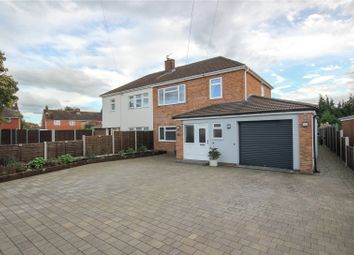 Thumbnail 4 bed semi-detached house for sale in The Avenue, Little Stoke, Bristol
