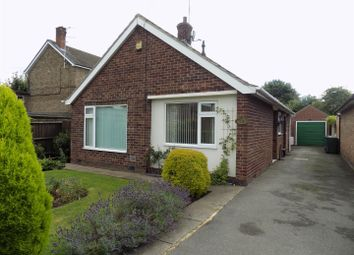 Thumbnail 2 bed bungalow for sale in Garden Road, Bingham, Nottingham