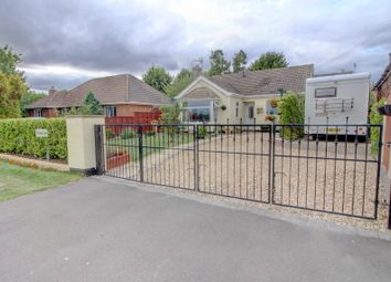 Thumbnail 3 bed bungalow for sale in College Road, East Halton, Nr. Immingham