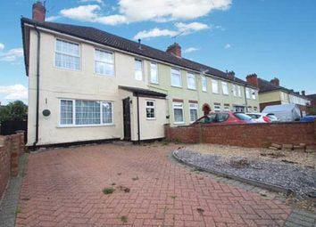 Thumbnail 3 bed end terrace house for sale in Shakespeare Road, Ipswich