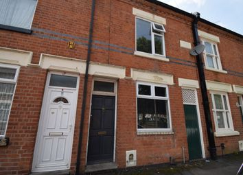 Thumbnail 3 bed terraced house for sale in Cottesmore Road, Humberstone, Leicester