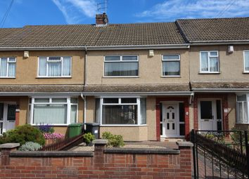 Thumbnail 3 bed terraced house for sale in Queensholm Crescent, Bristol