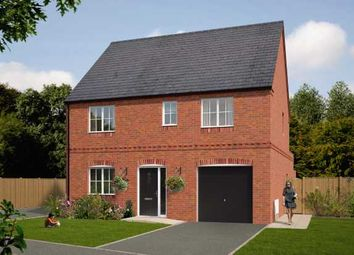 Thumbnail 4 bed detached house for sale in Redlands Park, Brandon Road, Swaffham