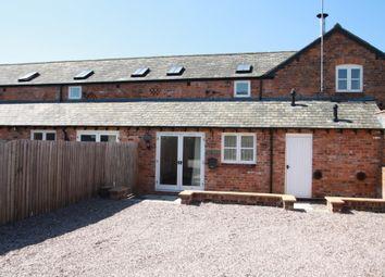 Thumbnail 2 bed barn conversion to rent in Iddenshall Grange, Tarporley, Cheshire