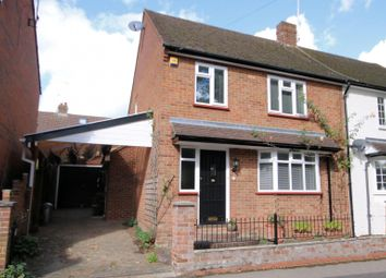 Greys Hill, Henley-On-Thames RG9. 3 bed semi-detached house for sale