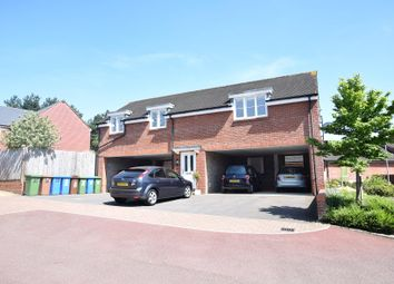Thumbnail 2 bed flat for sale in Spoonbill Rise, Bracknell, Berkshire