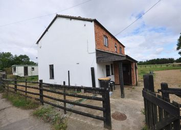 Thumbnail 3 bed detached house to rent in Rushden Road, Sharnbrook, Bedford