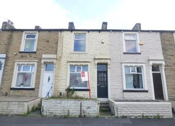 2 bed terraced house for sale in Claremont Street, Burnley, Lancashire BB12