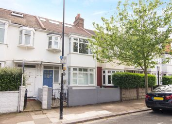 4 bed terraced house for sale in Clovelly Road, London W4