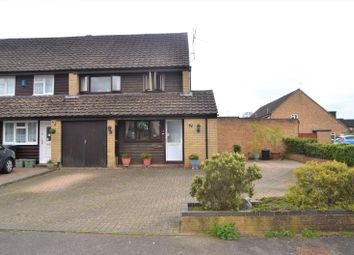 Thumbnail 3 bed end terrace house for sale in Tithebarn Grove, Calcot, Reading, Berkshire
