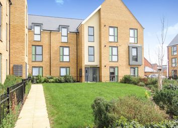 Thumbnail 1 bedroom flat for sale in Bow Road, Brooklands, Milton Keynes