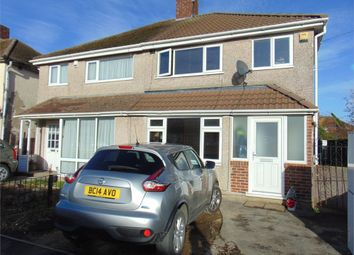 Thumbnail 3 bedroom semi-detached house for sale in Novers Park Road, Knowle, Bristol