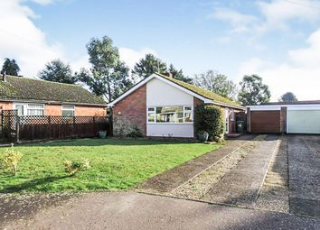 Thumbnail 3 bedroom detached bungalow for sale in Driftlands, Fakenham