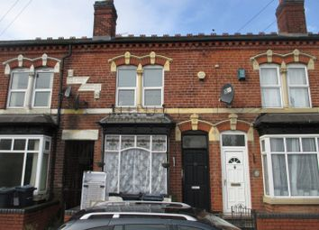 Thumbnail 2 bed terraced house to rent in Howard Road, Handsworth