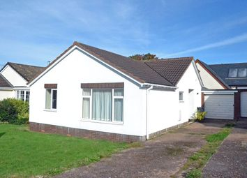 Thumbnail 3 bed bungalow for sale in Long Park, Woodbury, Exeter