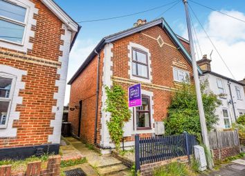 Thumbnail 2 bed semi-detached house for sale in Weyside Road, Guildford